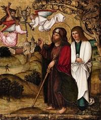 saint james the elder and the demons of hermogenes by german school-swabian (16)