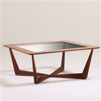 coffee table, italy by erno fabry