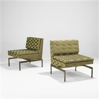 mancini lounge chairs (pair) by khouri guzman bunce