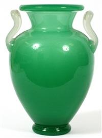 vase by steuben glass