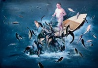 鱼我所欲也 (fish) by dai zengjun