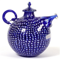 teapot by richard marquis