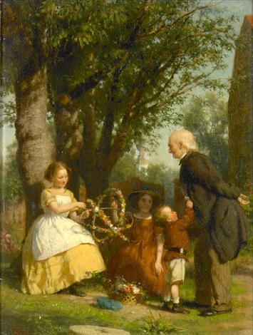 the garland makers by seymour joseph guy