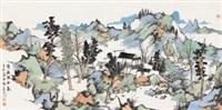 清溪流水长 by lin rongsheng