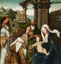adoration of the magi by flemish school-antwerp (16)