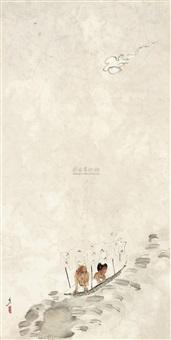 游船 by lei ziren