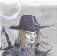 vampire hunter by amano