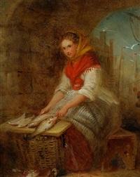 newhaven fisher girl by alexander leggatt