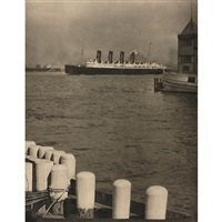 the mauretania by alfred stieglitz