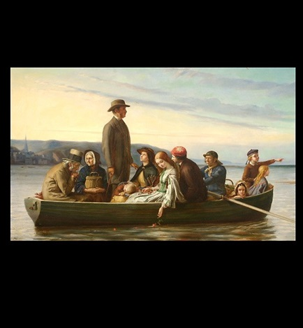 crossing home by alexander fraser the younger