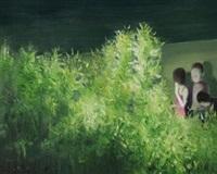 夜游图 by xiang qinghua