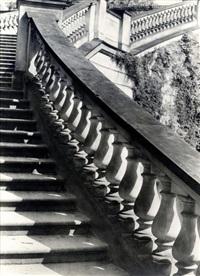 sanssouci: jubiläumstreppe zur orangerie by max baur