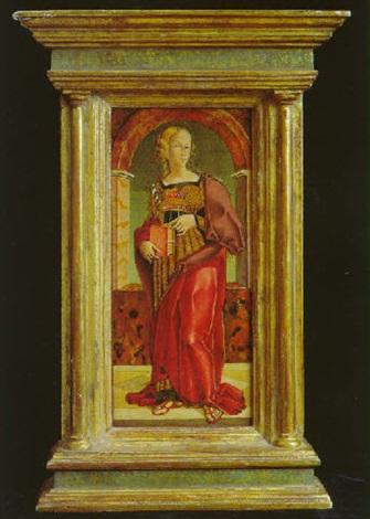die heilige maria magdalena by bernardino di mariotto