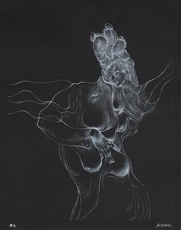 bon sens by hans bellmer