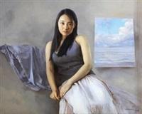 镜子里的风景 (scenery in mirror) by yuan zhengyang