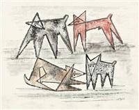 hunde by rudolf ausleger