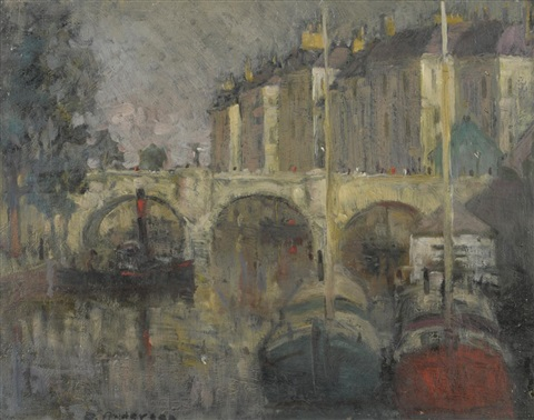 the seine by david r anderson