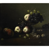 still life with fruit by frank arcuri
