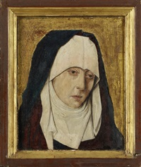 mater dolorosa by aelbrecht bouts
