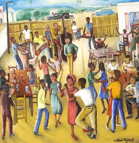 fête by wilson bigaud