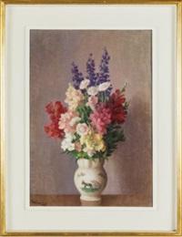 vaso di fiori by noel quintavalle