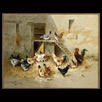 a day in the coop by jules-g. bahieu