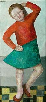 kleine tänzerin by michaela krinner