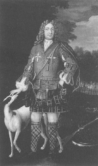 kenneth duffus - third lord of sutherland by richard waitt