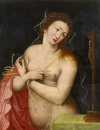saint mary magdalene by flemish school-antwerp (16)