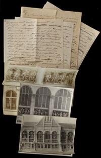 suite de dessins préparatoires voués au landesmuseum de zürich (preparatory drawings) by horace de saussure