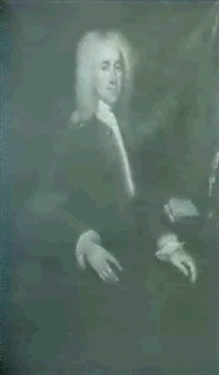 portrait of a gentleman by joseph badger