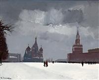 kremlin, moscú by federico lloveras herrera
