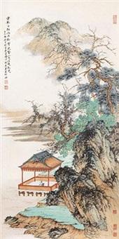 画罢听雨 by liu yongliang