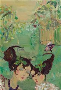 细语 (whispers) by yi hui