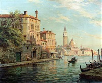 golden venice by william knox
