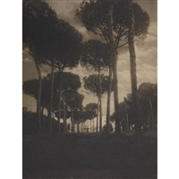 villa borghese by hermann clemens kosel