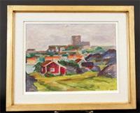 carlstens fästning, marstrand by birger simonsson