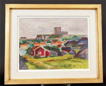 carlstens fästning marstrand by birger simonsson