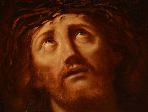 christ by guido reni