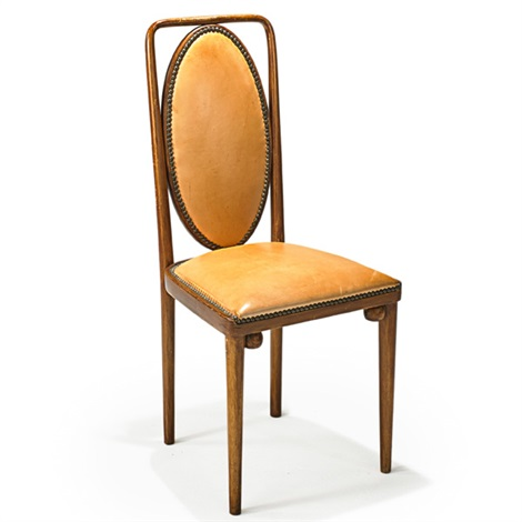 side chair by josef hoffmann