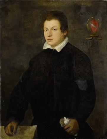 bildnis eines jungen mannes by titian tiziano vecelli