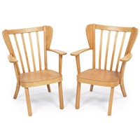canada chairs (pair) by soren hansen