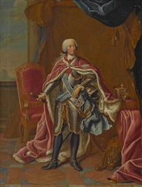 kaiser karl vii by pieter jacob horemans