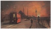 galata köprüsü by onnik der azarian
