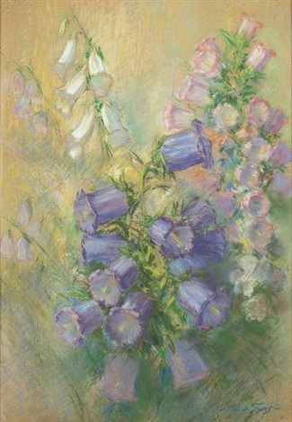 foxgloves by abbott fuller graves
