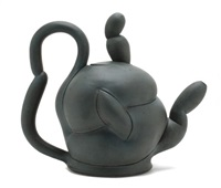teapot by chris gustin