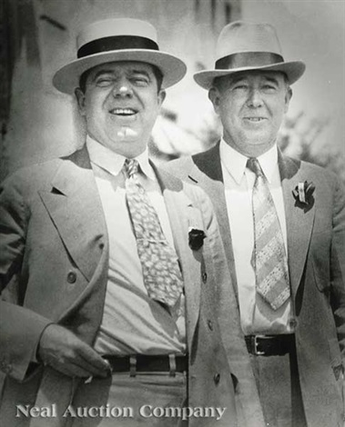 Huey P  Long and President James Monroe Smith of LSU by