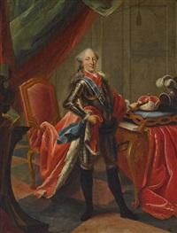 kurfürst maximilian iii. joseph von bayern by pieter jacob horemans