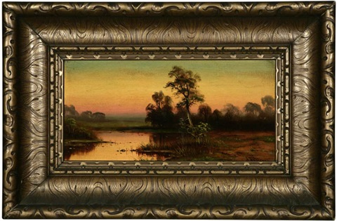 bayou on the mississippi by astley david middleton cooper