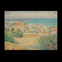 haifa by wilhelm wachtel